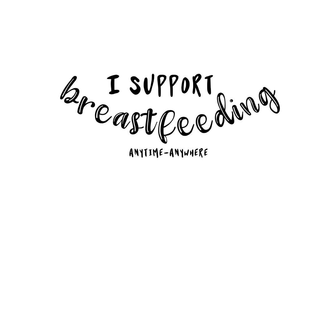i support breastfeeding
