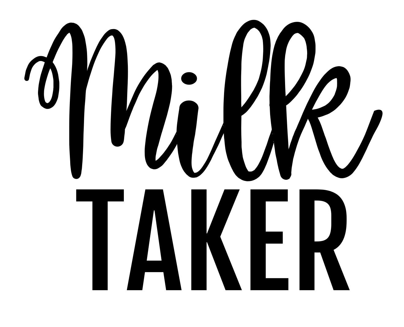 milk taker