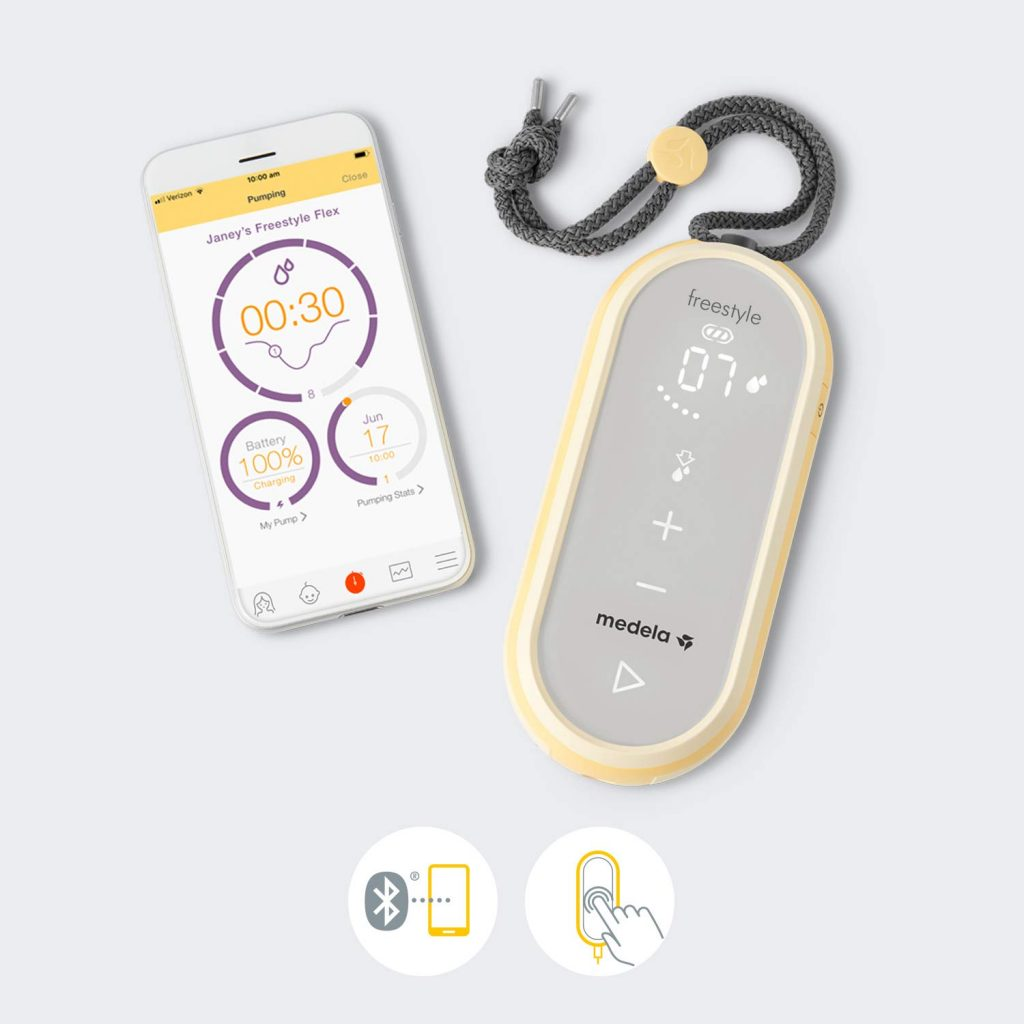 MEDELA FREESTYLE FLEX WHAT'S INCLUDED