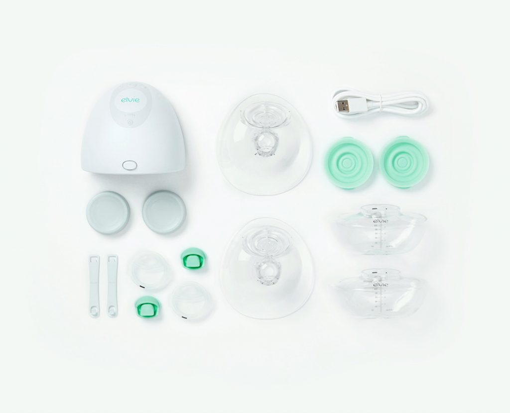 elvie breast pump supplies