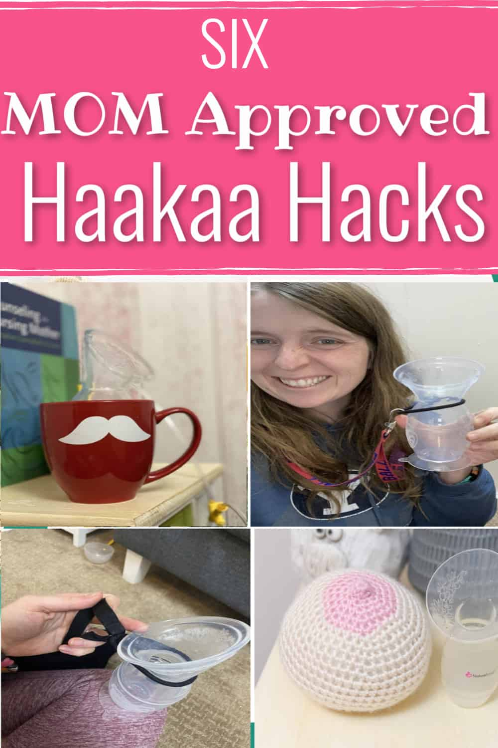 Now that we've taught you in previous posts what the Haakaa Silicone Breast Pump is and how to use it. We felt it was the appropriate time to hit you with some tips and tricks to create an even more seamless Haakaa experience for you!
