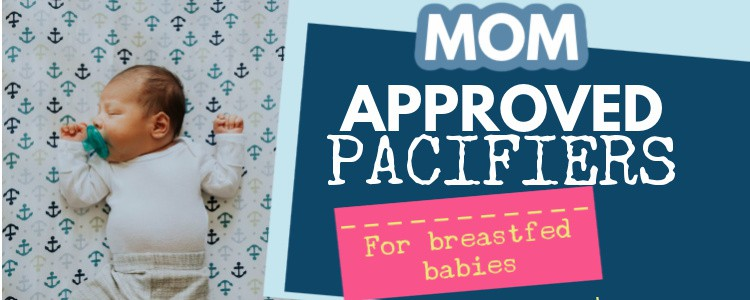 pacifiers and breastfeeding