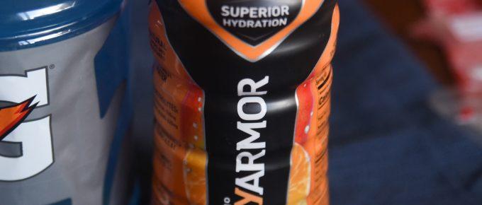 body armor for milk supply