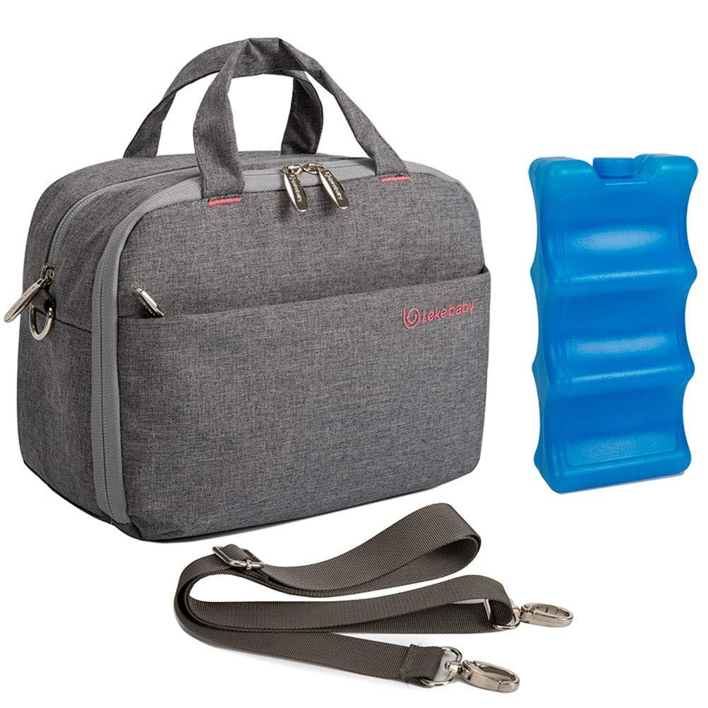 Leke Baby Breastmilk Cooler Bag