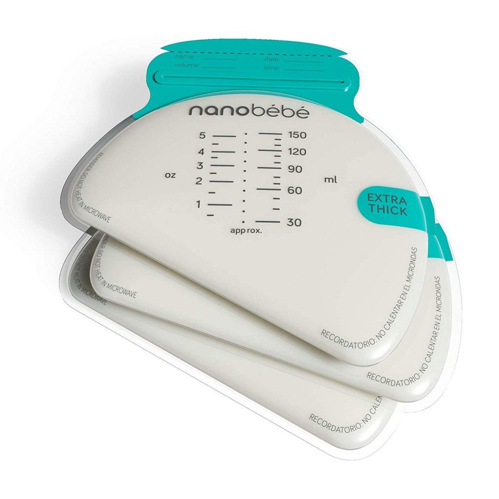 nanobebe storage bags