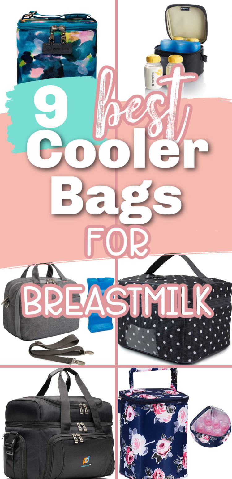 If you pump at all, chances are you will need to transport your bottled or bagged milk at some point. Whether you are pumping at home or the office you will need to safely move your milk from place to place. Insulated bags are the best way to do this. This post share some of the best cooler bags for breastmilk and where to find them.