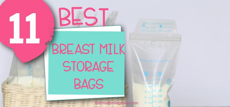 best breastmilk storage bags