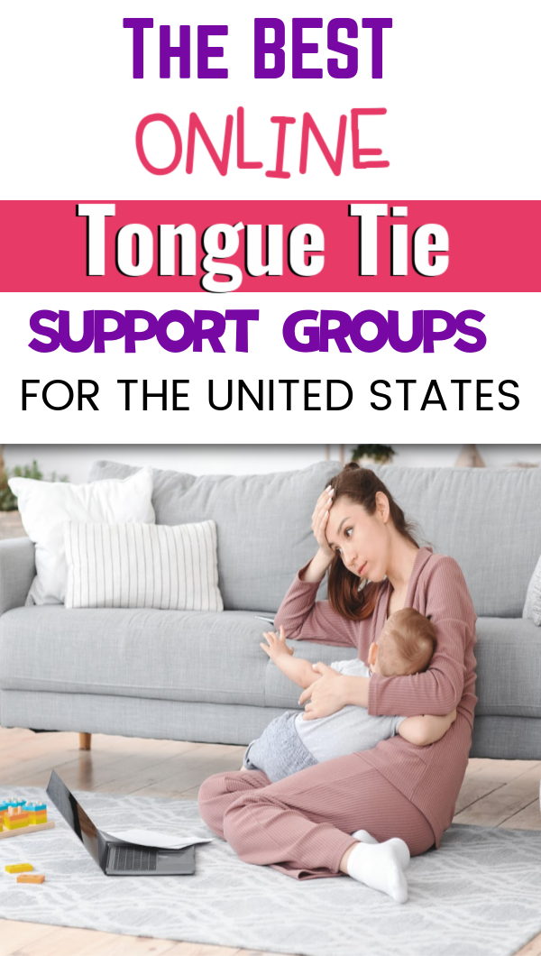 The Best Online Tongue Tie Support Groups for the United States!